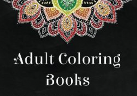 A Coloring Book For Adults for Less Than $7