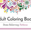 Under $10 Adult Coloring Book: Stress Relieving Patterns