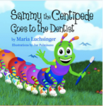 Sammy the Centipede Goes to the Market