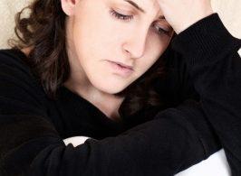 """""""Woman Having Headache At Home"""" by marin"""