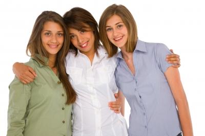 Young Teen Girls