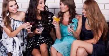 Competitve Female Friends