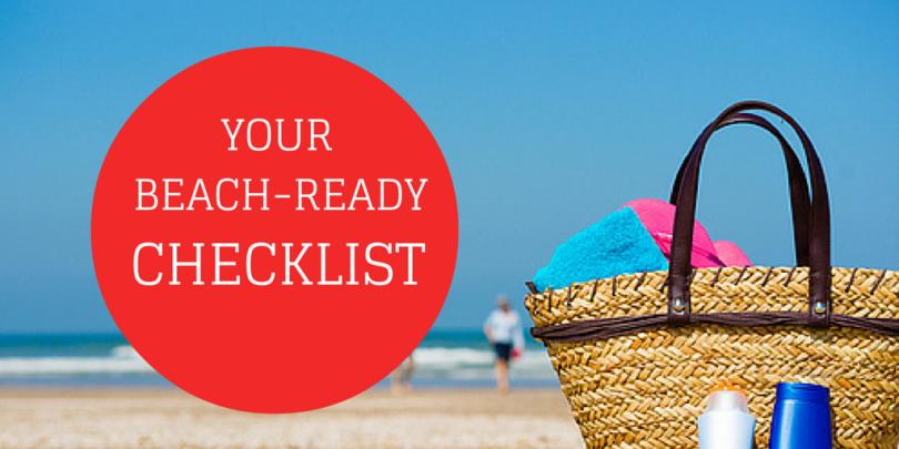Beach-ready-checklist