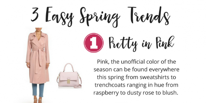 Discover 3 Easy Spring Trends You Will Want to Wear Now