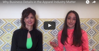 Why Business Details in the Apparel Industry Matter