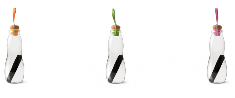 Go Green & Clean With This Water Bottle