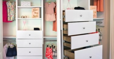 Tips To Organize Your Kids' Closets this Back To School Season & Beyond