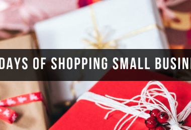 12 Days of Shopping Small Business :: Women in Business