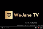 WeJane TV Interview with Susan Vernicek