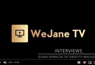 WeJane TV Interview with Susan Vernicek