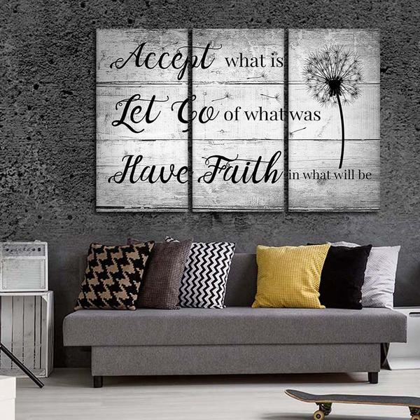 Make Your Home into a Well of Inspiration with the Right Wall Art