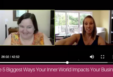 The 5 Biggest Ways Your Inner World Impacts Your Business