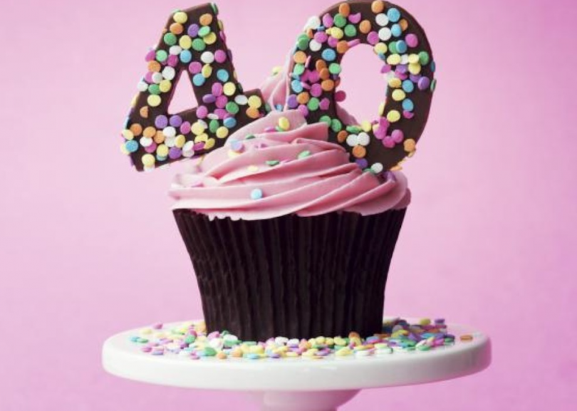 Top 40th Birthday Party Ideas