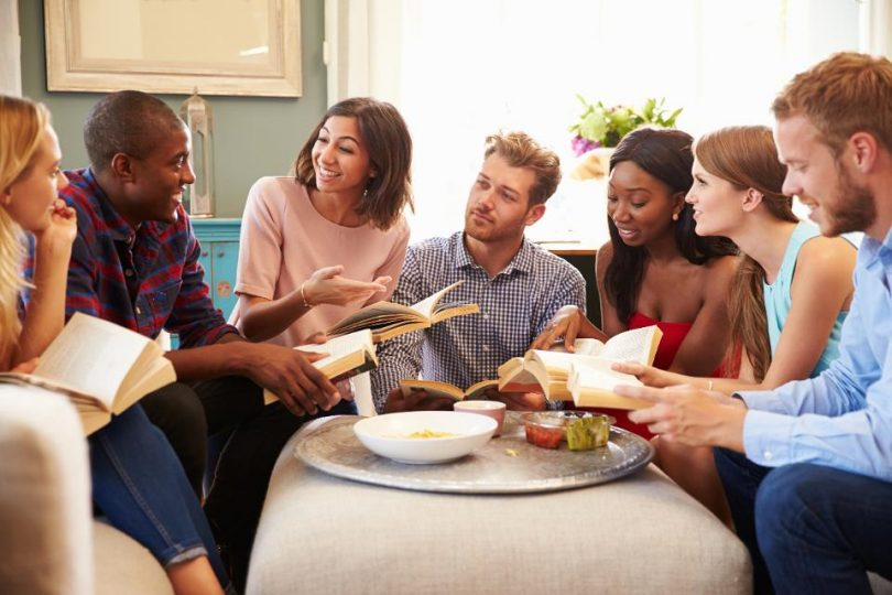 Your Guide to Starting a Book Club to Meet People and Make Friends