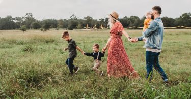 5 Secrets to a Happy and Healthy Family