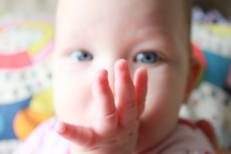 The Coping Mechanism of Thumb Sucking & Why it's a Bad Habit