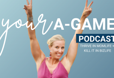My Brain is Freaking out: New Podcast for Mompreneurs