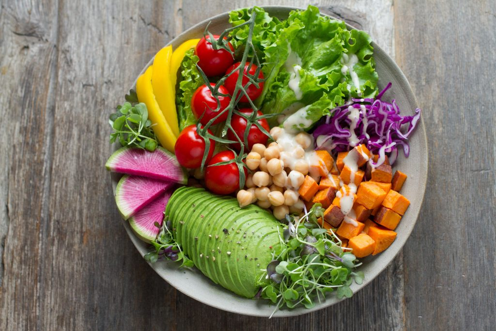 Eat to Live a Healthy Life