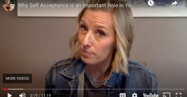 Why Self Acceptance is an Important Role in Your Achievements